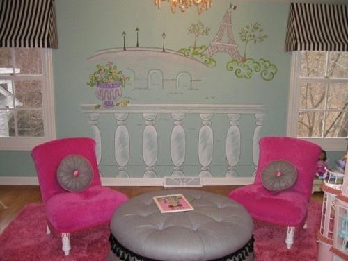 52 best vintage paris bedroom ideas images on pinterest for Rooms 4 kids chicago