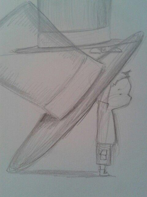 #small boy big hat