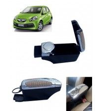 Canabee Car Armrest 3 in 1 for Honda Brio- Multicolor