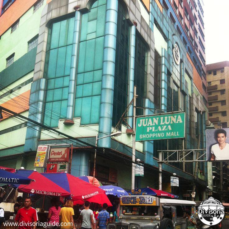 Juan Luna Plaza A Good Place For Your Rtw Wholesale
