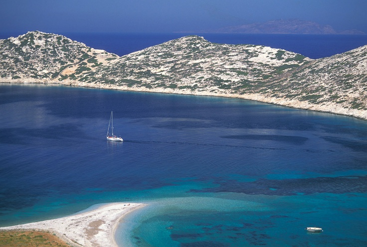 Amorgos - Agios Pavlos beach