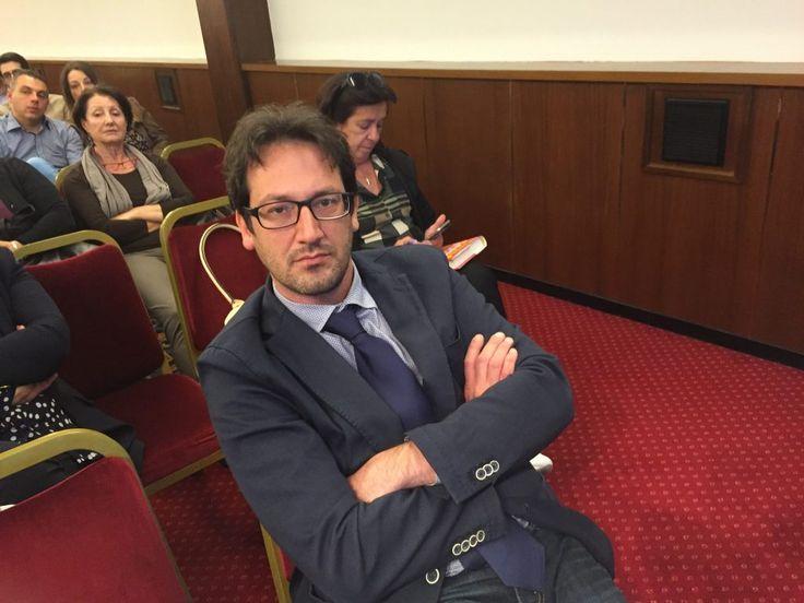 Intervista all'onorevole Michele Cammarano. Movimento penta stellato: il Cilento guarda a Roma Capitale