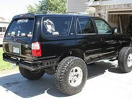 toyota 4runner 2002 off road - Google Search