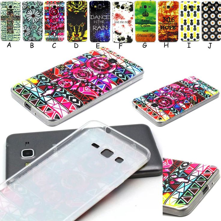 Details about TPU Gel Silicone Rubber Back Case Cover For ...
