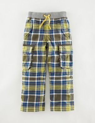 Surf Roll-ups 22379 Trousers at Boden
