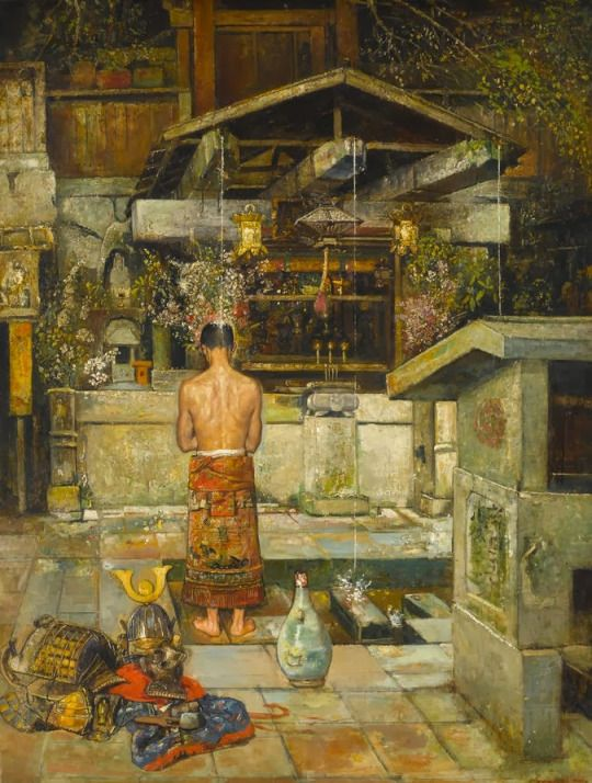 The Holy Cleansing of the Samurai - Gyula Tornai