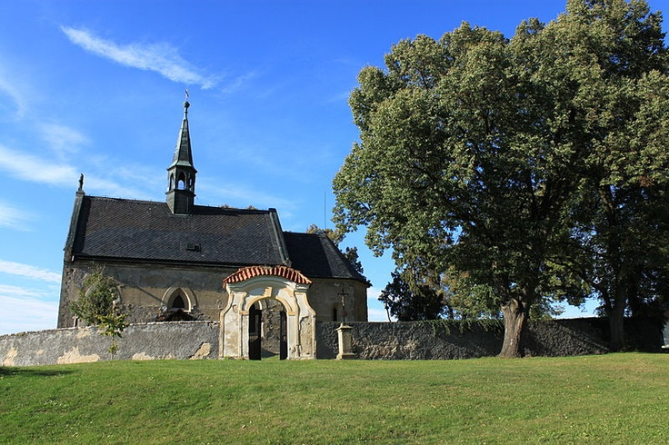 Kostel sv. Mikuláše, Běleč