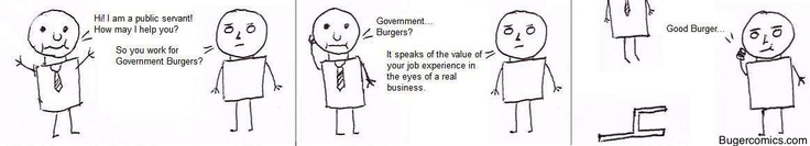 Government Burgers