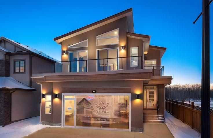Modern Elevation - Exterior