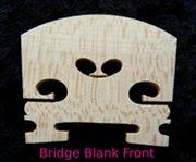 Fitting a Violin Bridge, Master Hand Violin