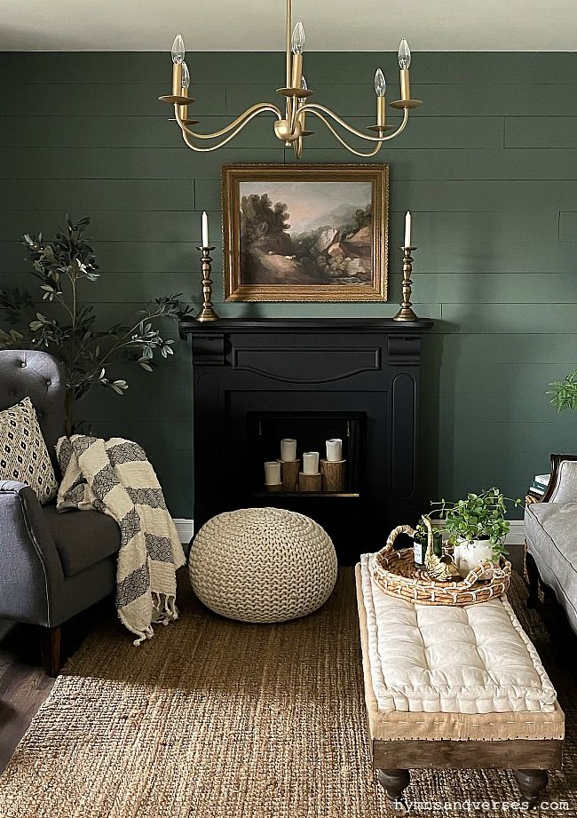 Green Decor Accents For Spring Accent Walls In Living Room Green Painted Rooms Living Room Green