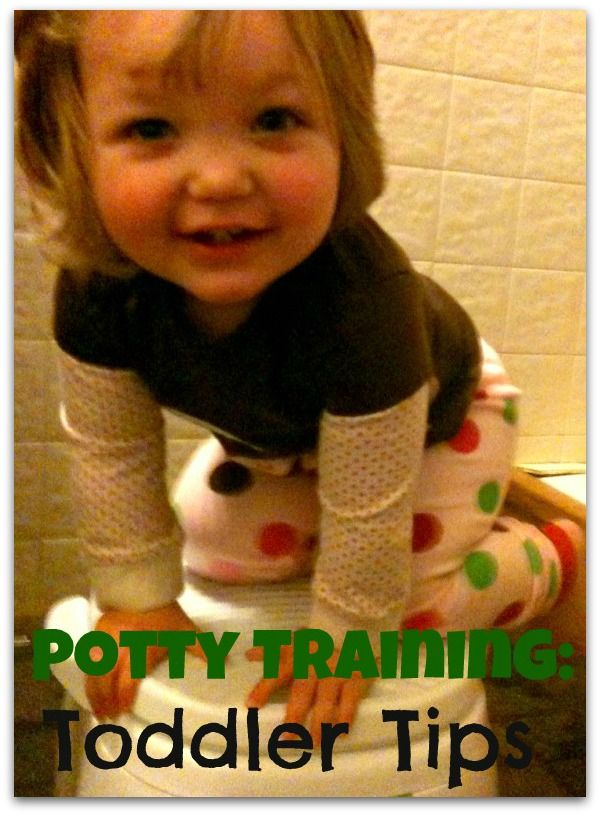 Potty Training Tips & Tools for Toddlers