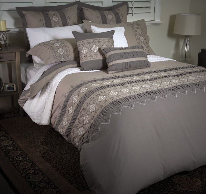 Bambury Umbria Quilt Cover Set Range
