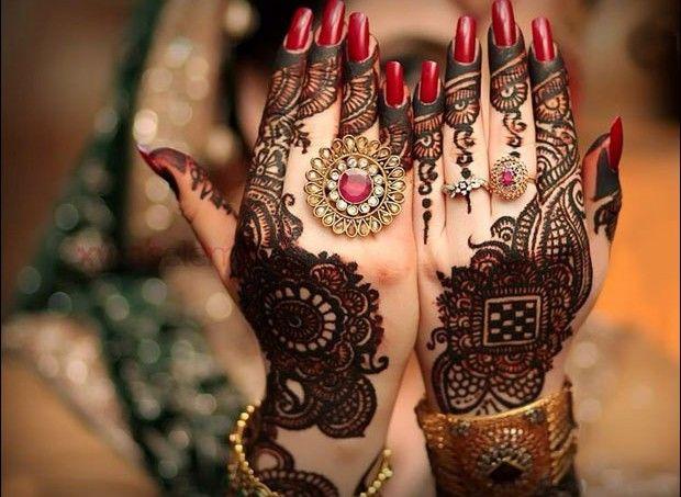 Designer Mehendi Designs 2015 for Girls