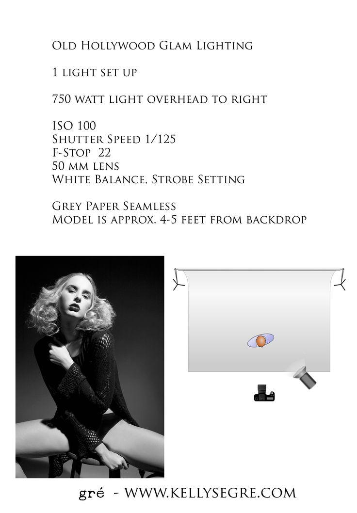 Old Hollywood Glam single light setup296 best Strobist Lighting Setups images on Pinterest  . Glamor Lighting Setups. Home Design Ideas