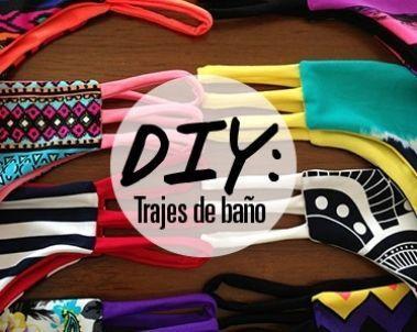DIY- Trajes de baño