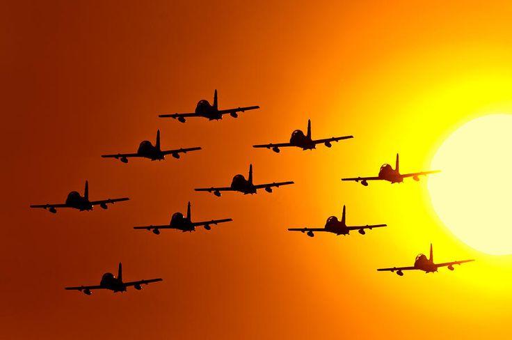 Flying team