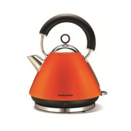Buy Morphy Richards Accents Pyramid Kettle from our Kettles range - Tesco.com Orange or Copper?