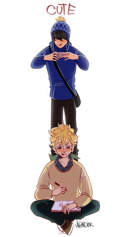Craig x Tweek ~ picture perfect