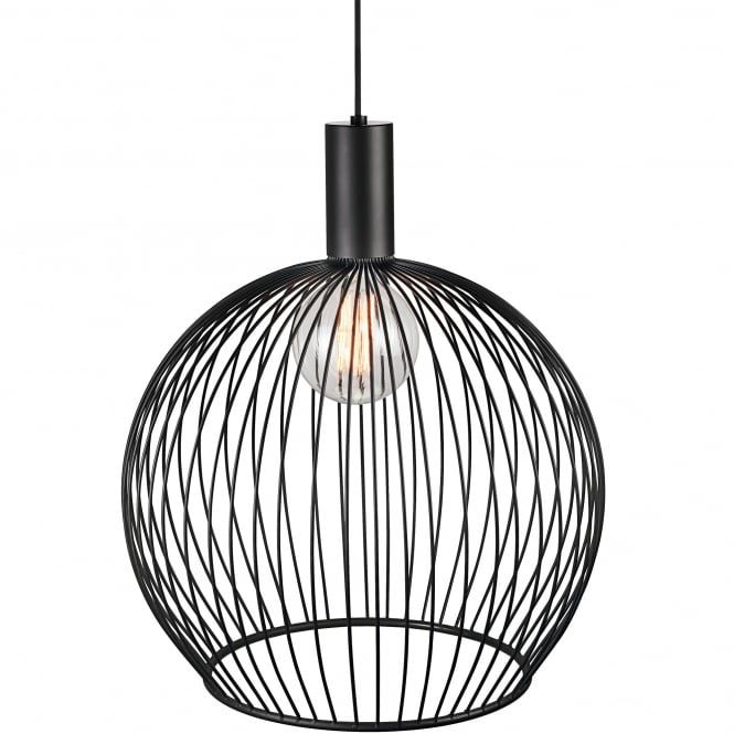 Pendant Light From Mica