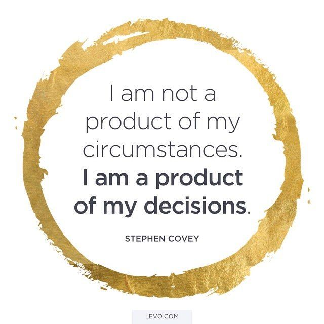 Every decision you make whether it's a step forward to the side or maybe a little stumble  it's all part of your journey. Don't forget to be proud of making decisions that make you who you are! #LevoInspired