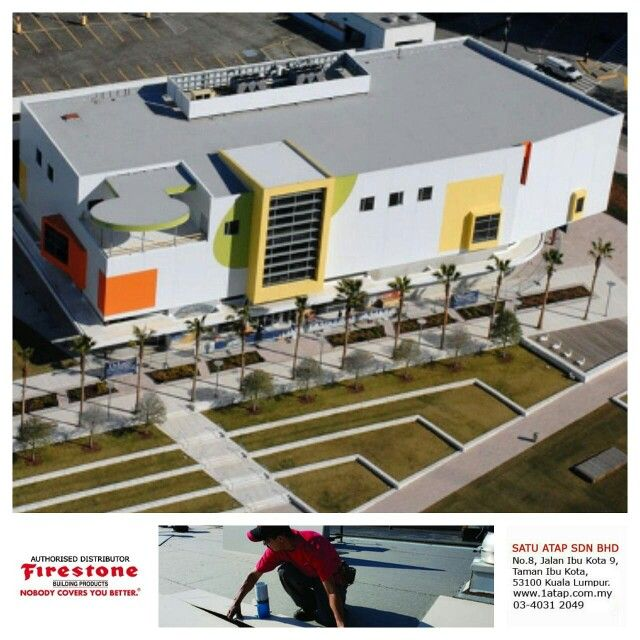 Glazeru0027s Children Museum, Florida   Using Firestone Roofing System