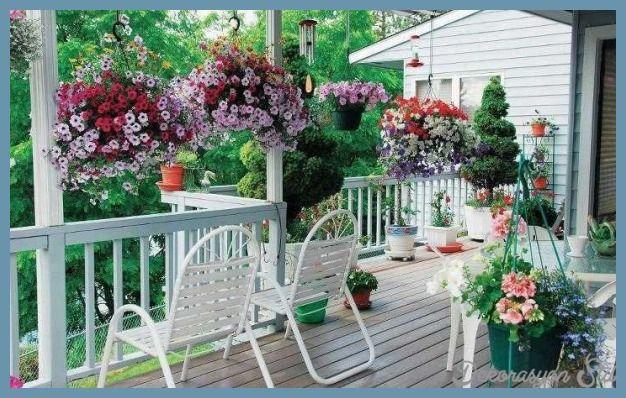 Balkon Bahçe Dekorasyonları 2016 - http://dekorasyonstil.com/balkon-bahce-dekorasyonlari-2016/