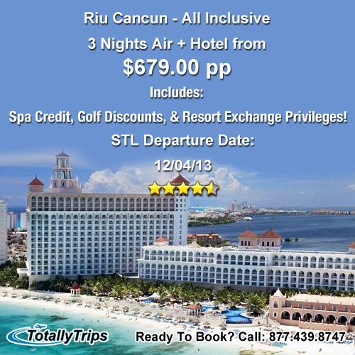 17 best images about riu resorts on pinterest ocho rios for Best vacation deals in december