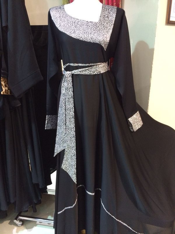 Exclusive designs Latest Islamic Abaya for Pakistani girls: | Abaya & Hijab Collection For Girls