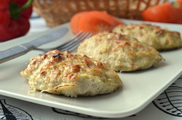 Котлеты из духовки: вкусно и полезно | Куриные котлеты | Летидор