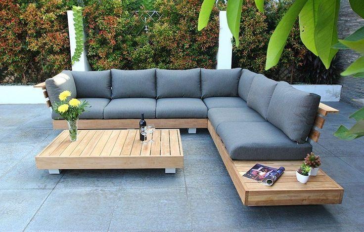 Patio Couch In 2020 Garden Furniture Design Garden Patio