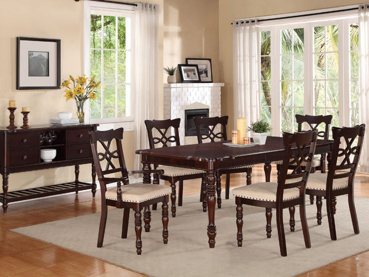 Casual Dining Room On Pinterest Counter Height Chairs Dining Tables
