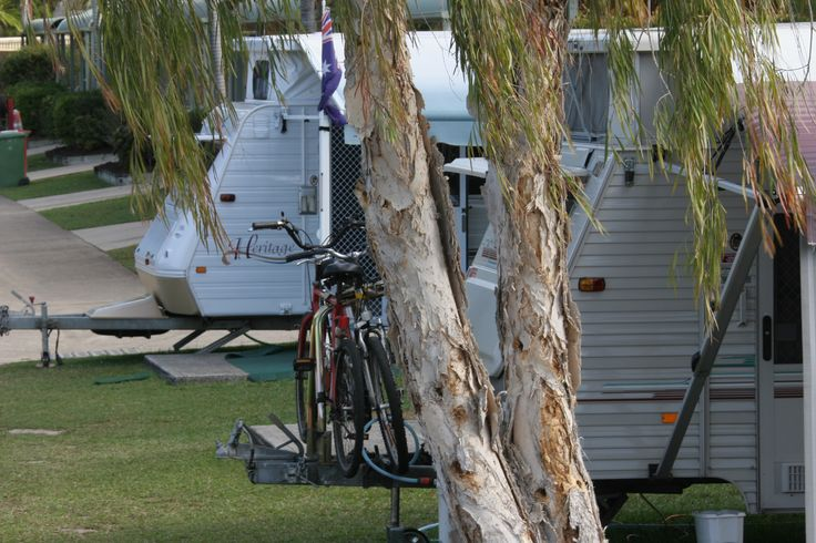 Bring the caravan for a fun experience here at BIG4 Noosa Bougainvillia!