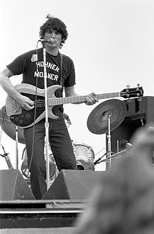 Rick Danko, one of the all time great pickers of the bass.