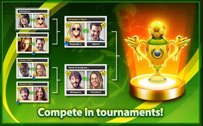 Miniclip Soccer Stars Mobile A free iPhone Games Game. A short time after this game will play in Game Time site. You can play online by logging in to Facebook profiles.