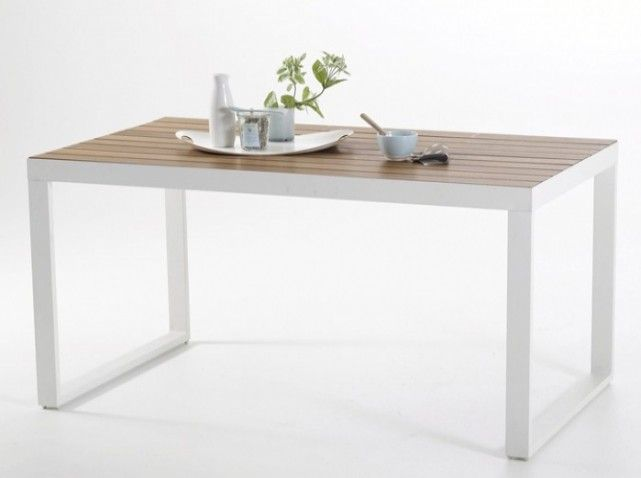 Fabriquer sa table de jardin en bois des - Fabriquer sa table de jardin en bois ...