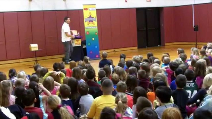 Reading Elementary School Assembly Programs-Read To Succeed