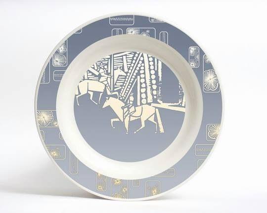 Plate by Savva