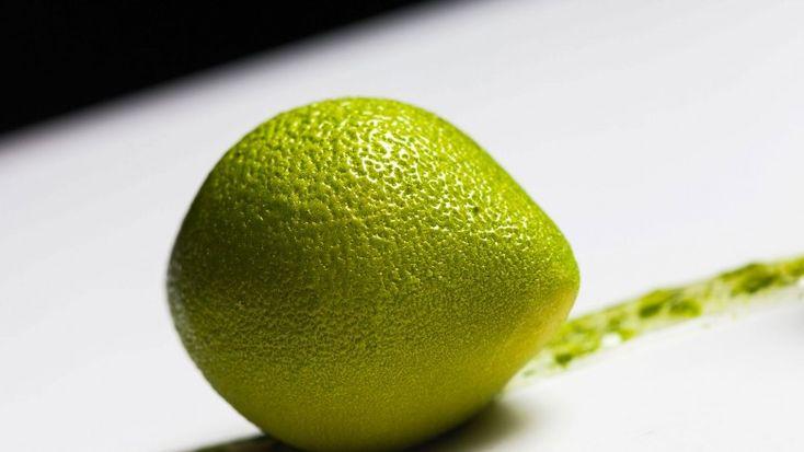 Citron vert par Cédric Grolet