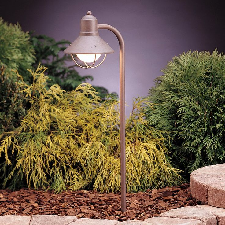Have to have it. Kichler Traditional Marine Lantern Landscape Light - $185.8 @hayneedle