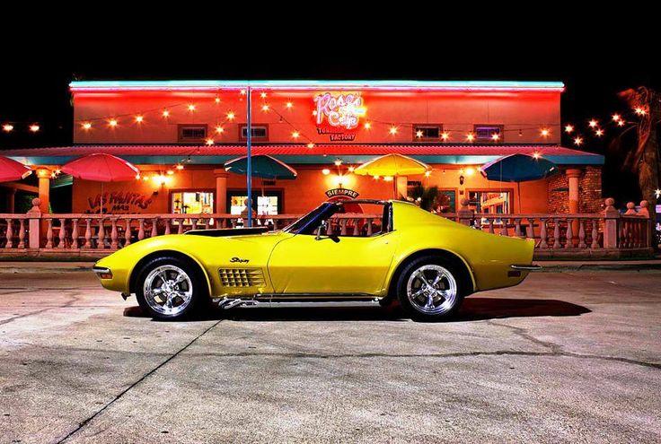 1972 Corvette Stingray Source: corvetteimages.com
