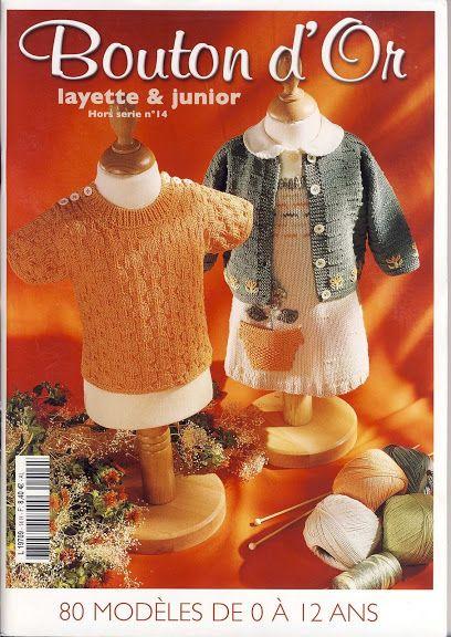 bouton d'or Hors série 14 layette_et_junior