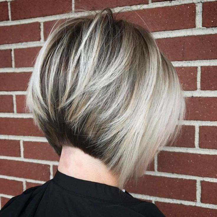 60 Classy Short Haircuts And Hairstyles For Thick Hair Classy Gestuft Hair Haircuts Hairstyles Short Thick Frisuren Bob Frisur Haarschnitt