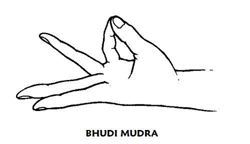 #budhi #mudra o mudra de los fluidos Según lo necesite o 3 veces al día durante 15 minutos. ayuda a recuperar el equilibrio de los líquidos o a mantenerlo. Emplearlo en el caso de sequedad en la boca, ojos secos o escocidos, o trastornos en la zona de los riñones o la vejiga. Mejora el sentido del gusto.
