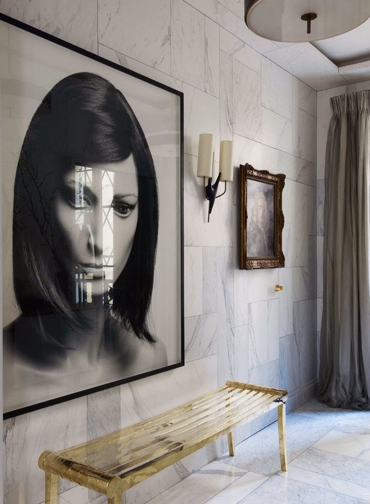 Best 25 big blank wall ideas on pinterest contemporary for Four blank walls