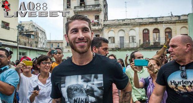 Liputan Bola - Presiden Madrid Setuju Ramos Segera Gabung MU