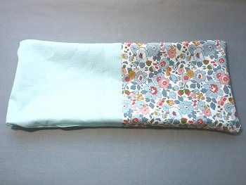 巾着袋の作り方 裏地付き・マチなし・ひも両側 | NUNOTOIRO