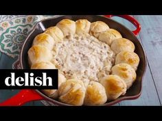 Best Biscuit and Gravy Ring Recipe-How To Make Biscuit and Gravy Ring—Delish.com