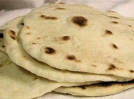 Hjemmelavede Tortilla
