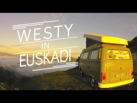 Westy in Euskadi